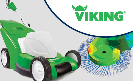 VIKING GmbH: Gardening Equipment Manufacturing