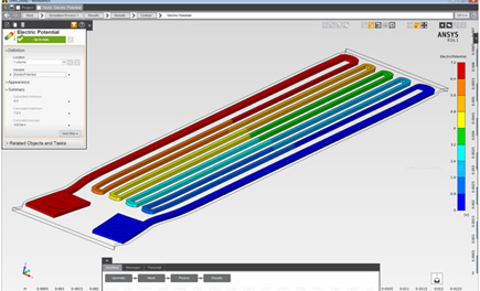 ANSYS® AIM™: Product Simulation for Every Engineer – CADFEM